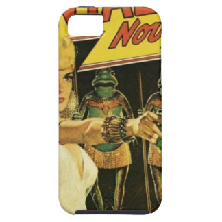 Queen of the Frog Men iPhone 5 Covers