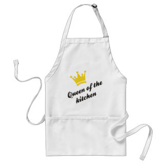 Queen OF the kitchens Standard Apron