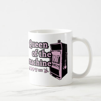 Queen Of The Machine Coffee Mug