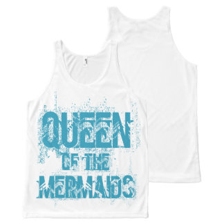 Queen of the Mermaids by Mostly Mermaid Design