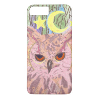 Queen of the Night Girly Owl Smart Device Case