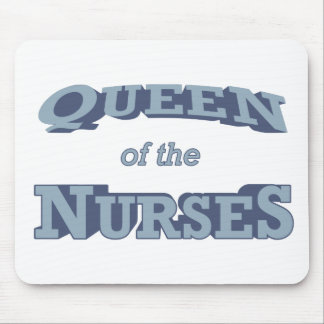Queen of the Nurses Mouse Pad