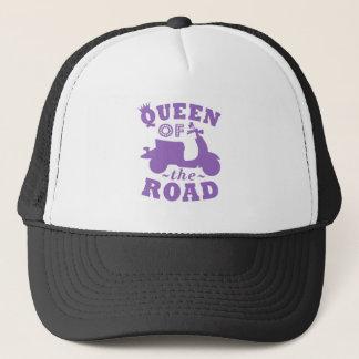 Queen of the Road - Purple Trucker Hat