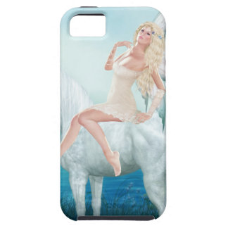 Queen of Unicorns Case For The iPhone 5