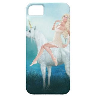Queen of Unicorns iPhone 5 Cases