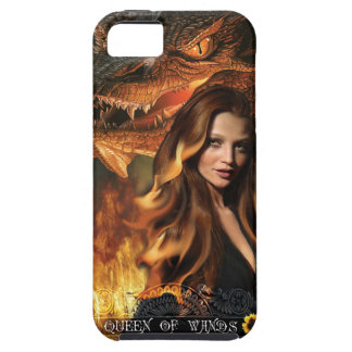 Queen of Wands Case For The iPhone 5