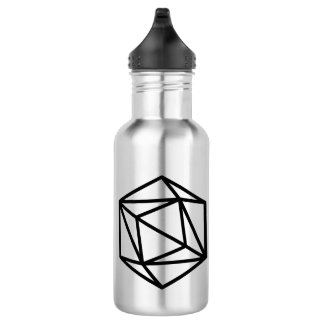 Queen (p) / Custom Water Bottle (532 ml)
