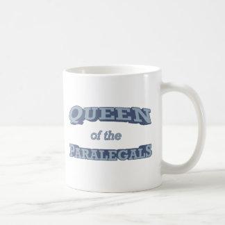 Queen Paralegal Coffee Mug