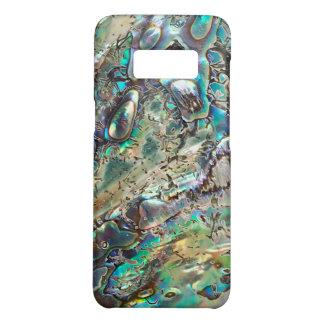 Queen paua shell Case-Mate samsung galaxy s8 case