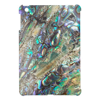 Queen paua shell iPad mini cases