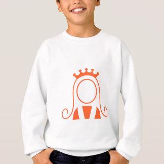 queen print apparels sweatshirt