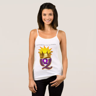 QUEEN RISING THE MOVEMENT TANK TOP