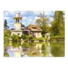 Queen's Hamlet, Versailles, France, Postcard