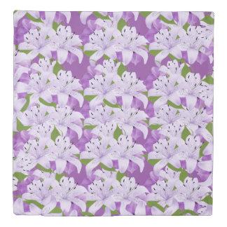 Queen Size Duvet Cover Custom -Floral design