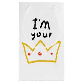 Queen Small Gift Bag