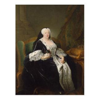 Queen Sophia Dorothea of Hanover Postcard