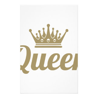 Queen Stationery