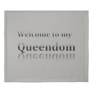 Queen Status Duvet Cover