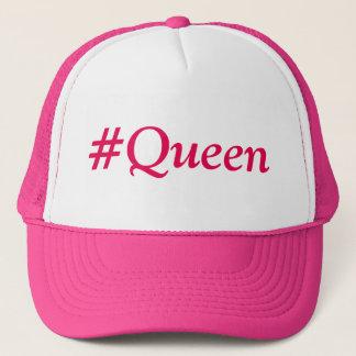 #Queen Trucker Hat