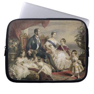 Queen Victoria (1819-1901) and Prince Albert (1819 Laptop Sleeve