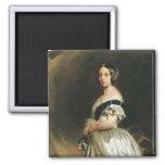 Queen Victoria  1842 Magnet