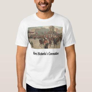 Queen Victoria's Coronation, Queen Victoria's C... Tee Shirts
