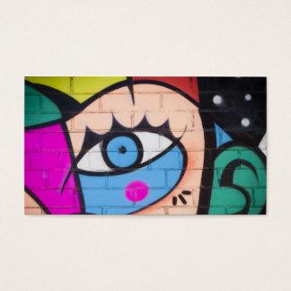Queen West Graffiti / Street Art Business Card