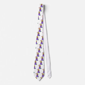 Queen (with logos) tie