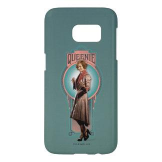 Queenie Goldstein Art Deco Panel Samsung Galaxy S7 Case