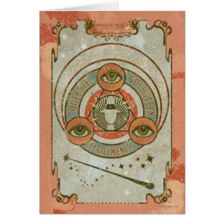 Queenie Goldstein Legilimency Graphic Card