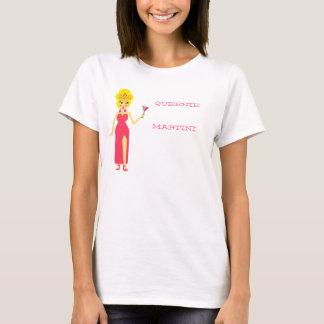 Queenie Martini T-shirt