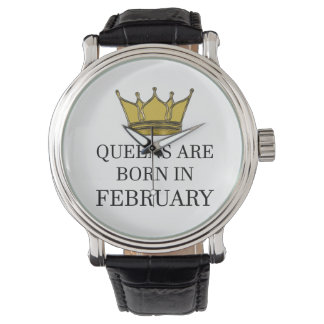 Queens Are Born In February Watch