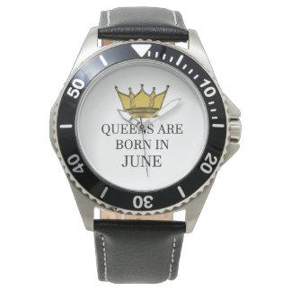 Queens Are Born In June Watch