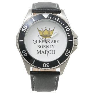 Queens Are Born In March Watch
