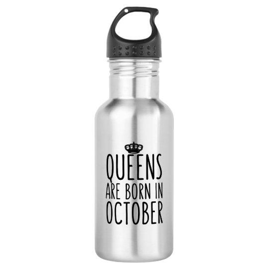 Queens are Born in October