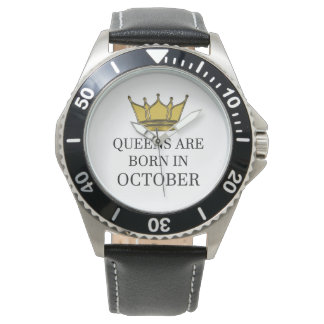 Queens Are Born In October Watch