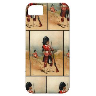Queens Cameroon Highlanders iPhone 5 Case