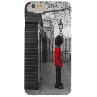 Queen's Guard standing guard at Clarence House Barely There iPhone 6 Plus Case