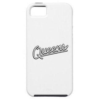 Queens inwhite iPhone 5 cases