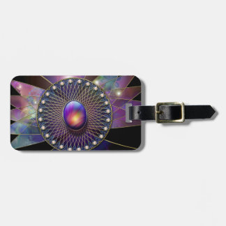 Queen's Jewel Luggage Tag