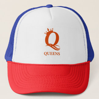 Queens New York Trucker Hat