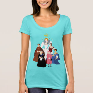 Queens of England T-Shirt