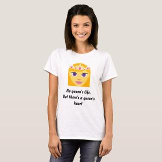 Queen's Quotations Emoji Basic T-Shirt