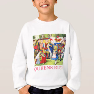 Queens Rule Sweatshirt