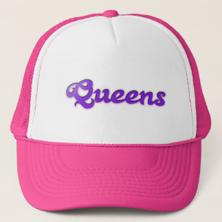 Queens Trucker Hat