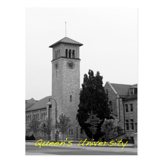 Queen's University Postcard