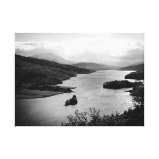 Queens View Canvas Print