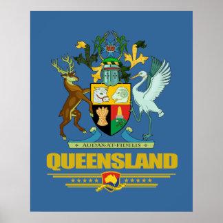 Queensland COA Poster