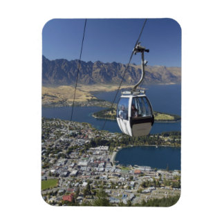 Queenstown, New Zealand Rectangular Photo Magnet