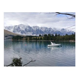 Queenstown NZ Post Card